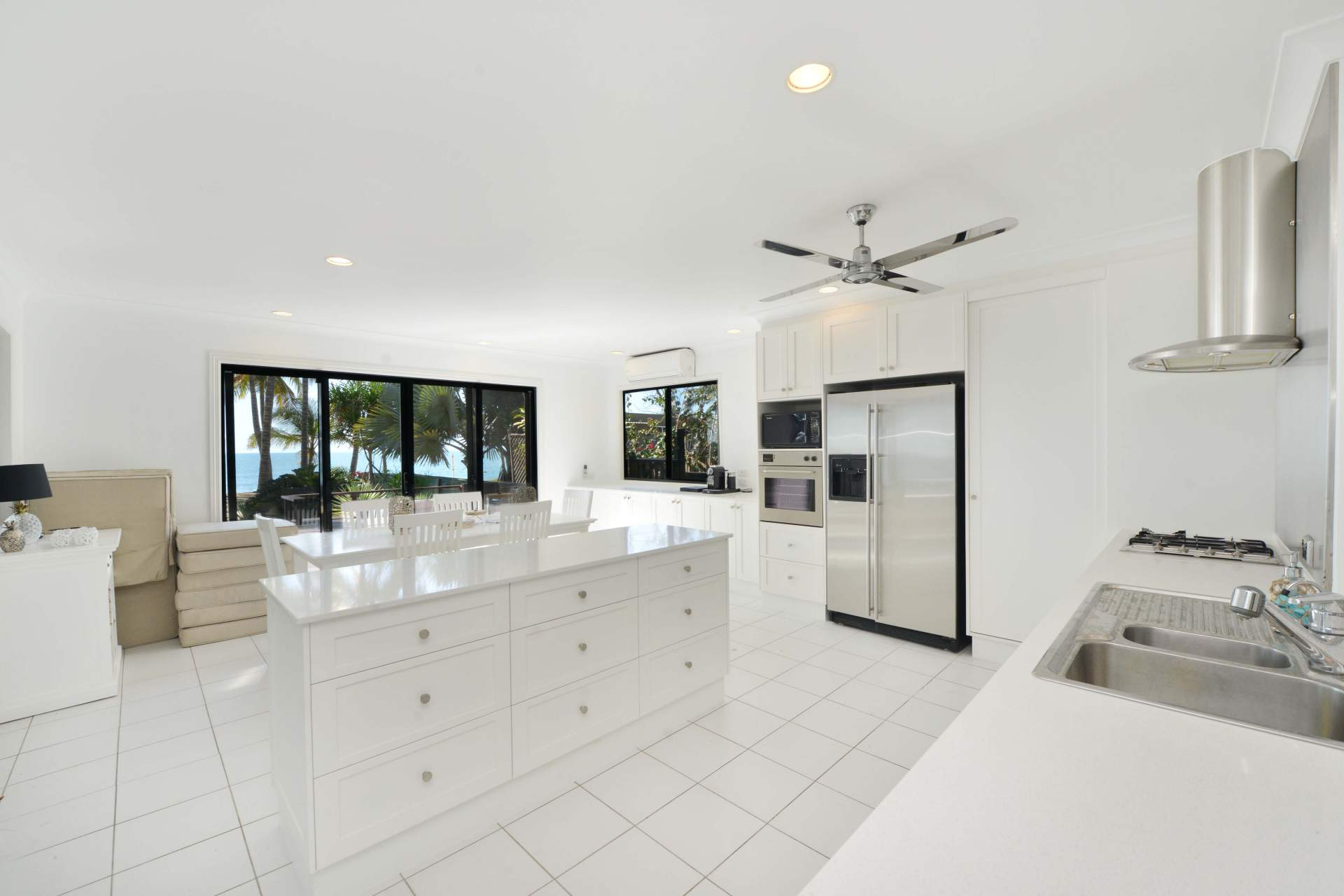 Kitchen Renovation at Oak Beach