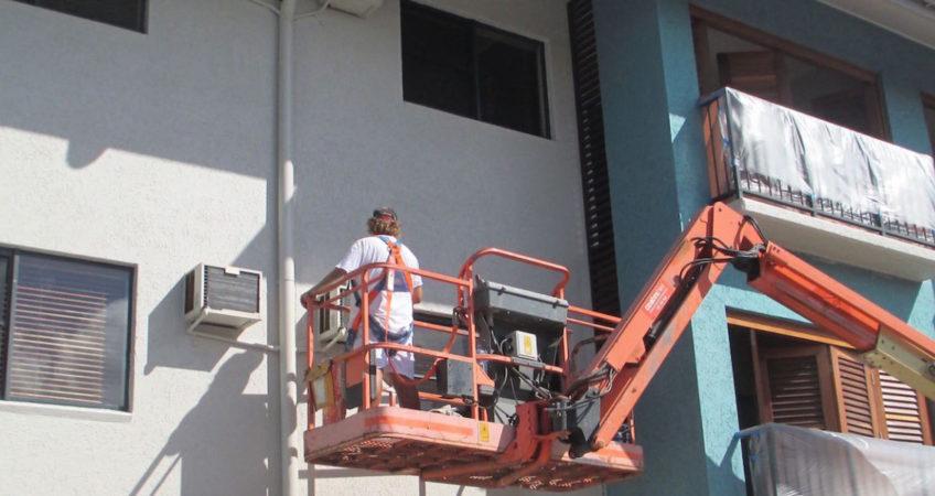 Building Facade Repairs