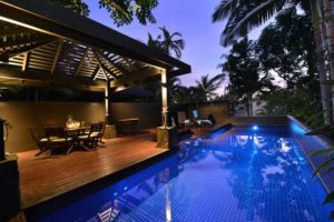 Pool and Deck renovation Port Douglas