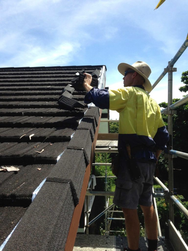 Roof Restorations Cairns Fnq Eclat Building Solutions