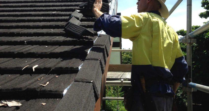 Roof Restorations Cairns