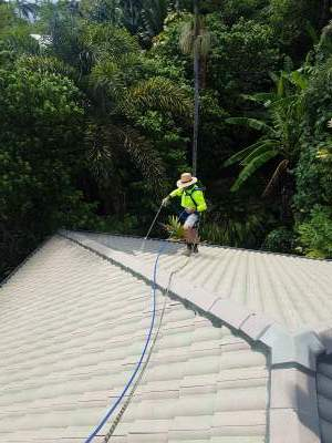 Roof Painting Cairns