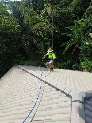 Roof Painting Port Douglas