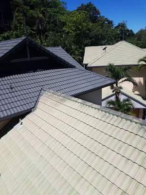 Roof Restoration cairns
