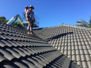 Roof Repairs Cairns Apartment Complex