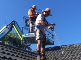 Heat Reflecting Roof Coating Experts